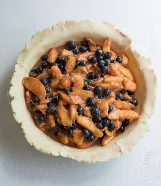 Gluten-Free Pie with Cup4Cup flour
