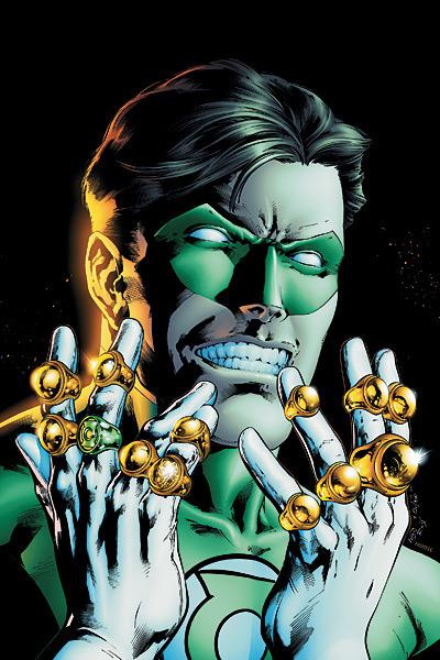 Hal Jordan: Playa