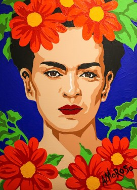 'Frida w/Tithonia'