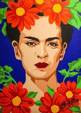 'Frida w/Tithonia'