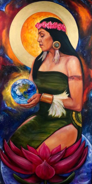 'Mother of Creation'