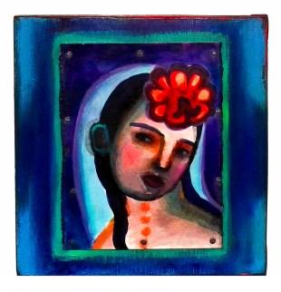 'The 3 Graces/Blue'