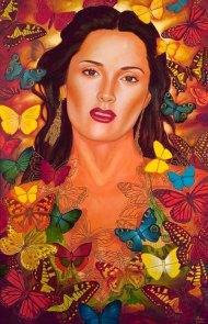 'Salma y sus Mariposas'