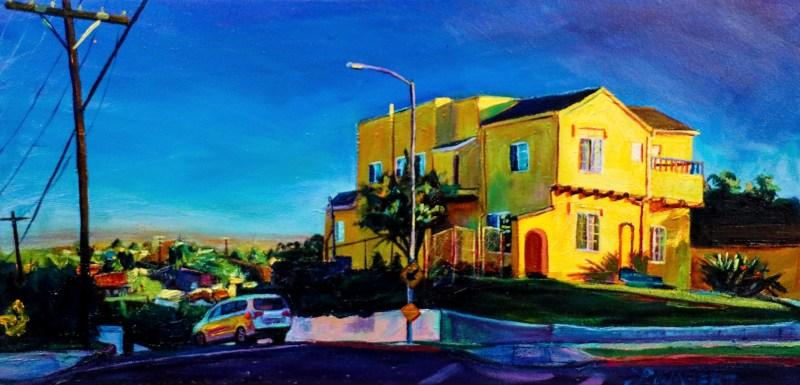 'Yellow House'
