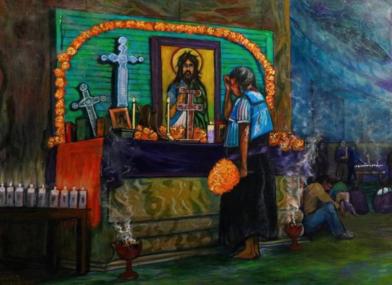 'Chamula Prayers'