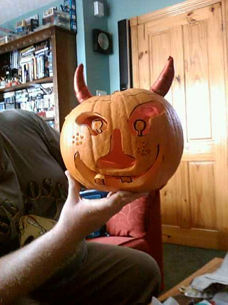 Devil Pumpkin