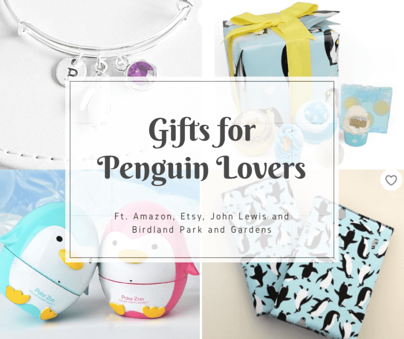 Gifts for penguin lovers