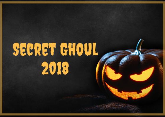 Secret Ghoul 2018