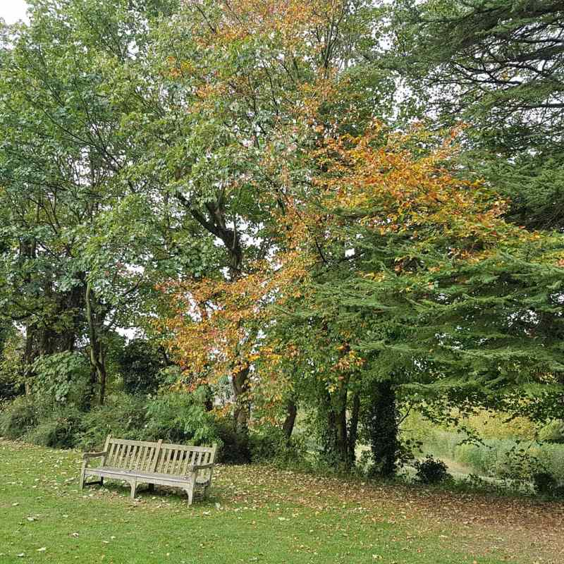 Bathurst Estate, Cirencester in Autumn