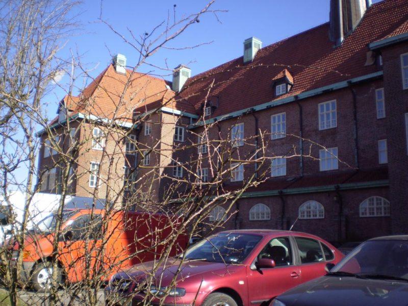 Hvitfeldtska Gymnasiet building, Gothenberg