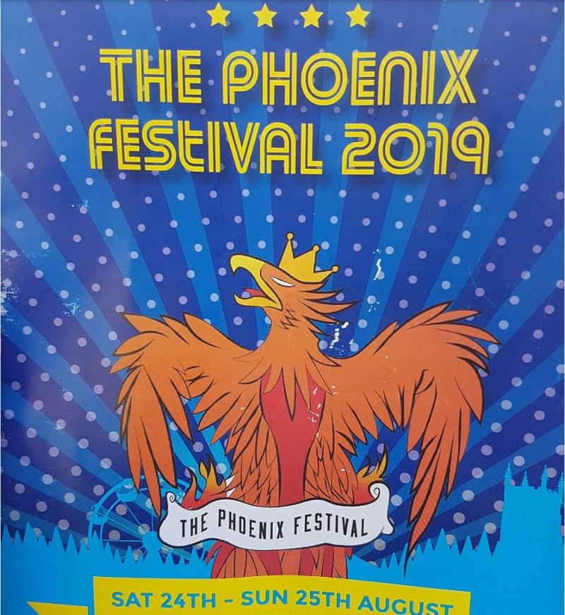 The Phoenix Festival 2019