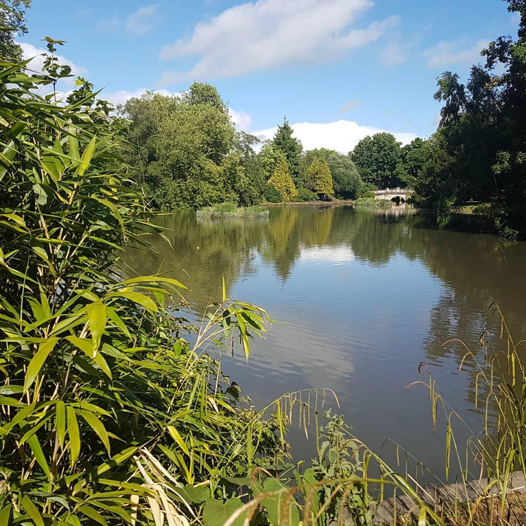 Pitville Park Cheltenham