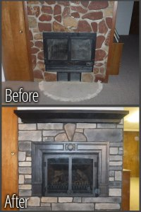 Fireplace Rebuilds & Renovations - Green Bay WI - The ...