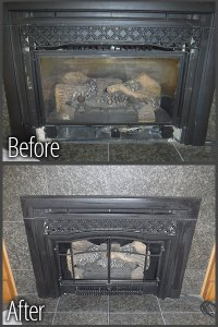 Gas Fireplaces & Inserts - Green Bay WI - The Chimney Guy