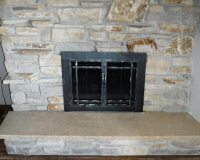 Fireplace Doors & Screens - Green Bay WI - The Chimney Guy