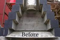 Chimney Smoke Chamber Repair | The Chimney Pro's
