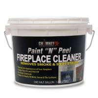 Chimney Rx Paint N Peel Fireplace Cleaner - Chimney RX