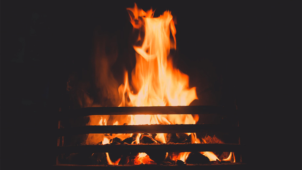 starting a gas fireplace a how to