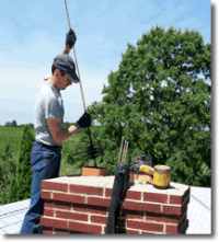 Chimney Cleaning and Fall Fireplace Work | Chimney Sweeps ...
