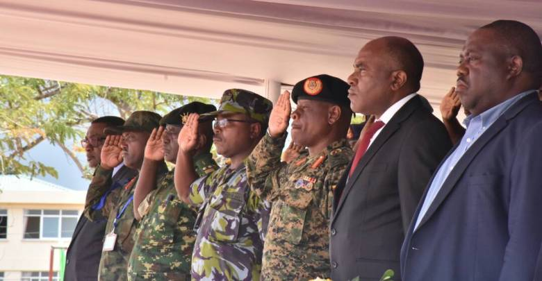 PHOTOS: EAC Specialized Military Training Exercise Kicks off