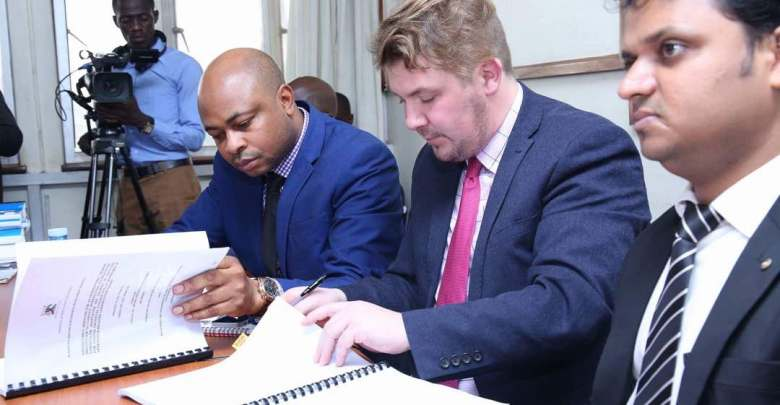 Victoria University Partners with UK Institution to Train
