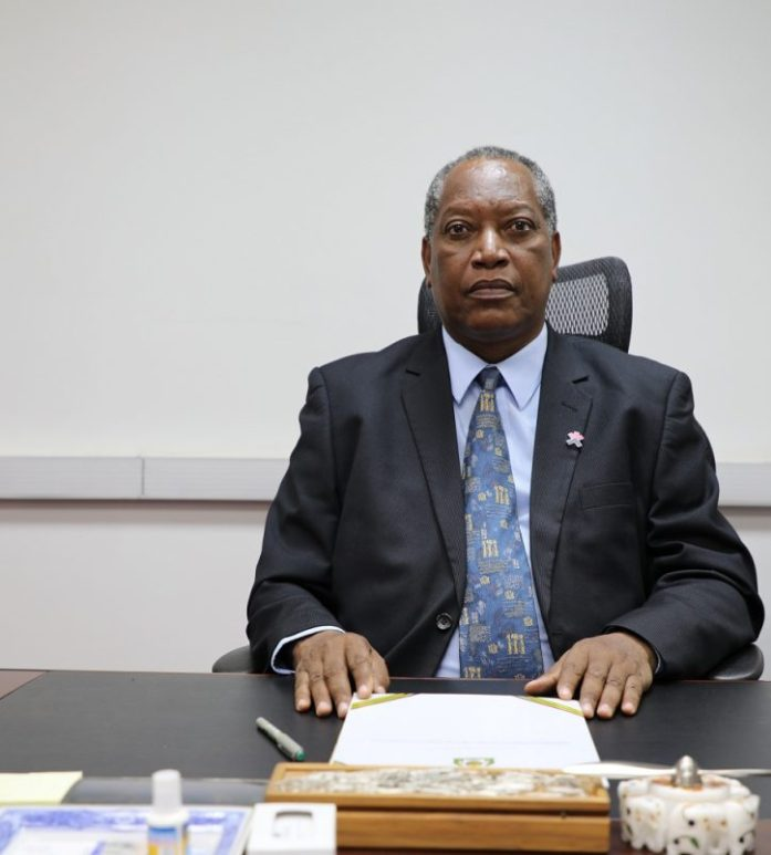 Image result for Foreign Minister Palamagamba Kabudi