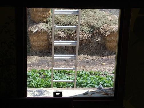New lower window