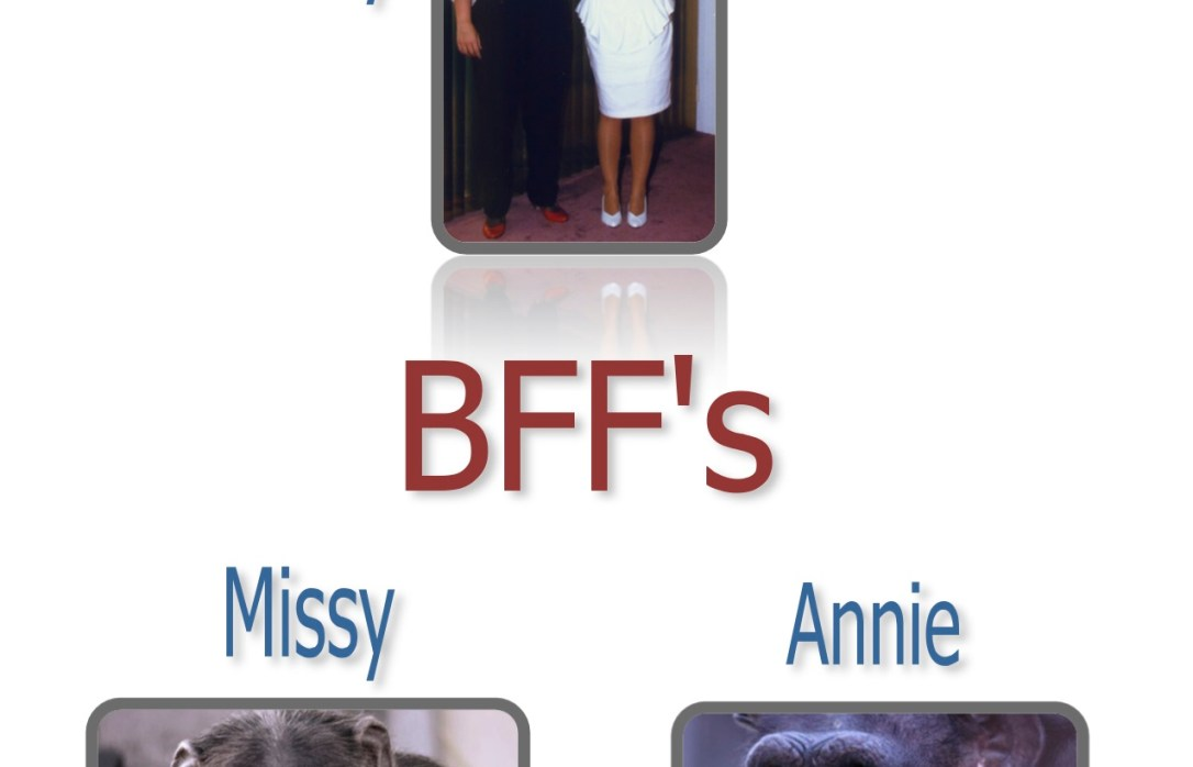 annie and Missy best friends
