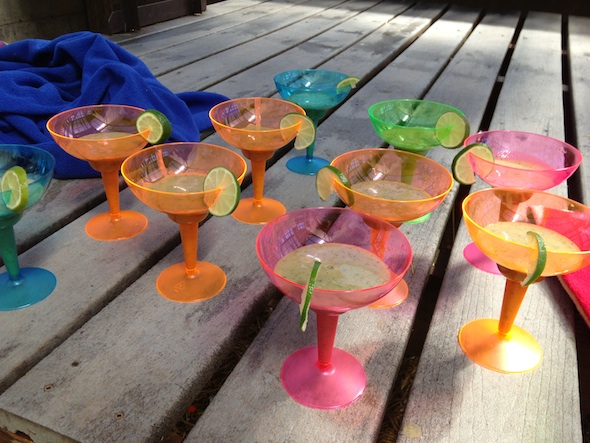 web cinco de mayo party smoothie in margarita glasses greenhouse GH IMG_6483
