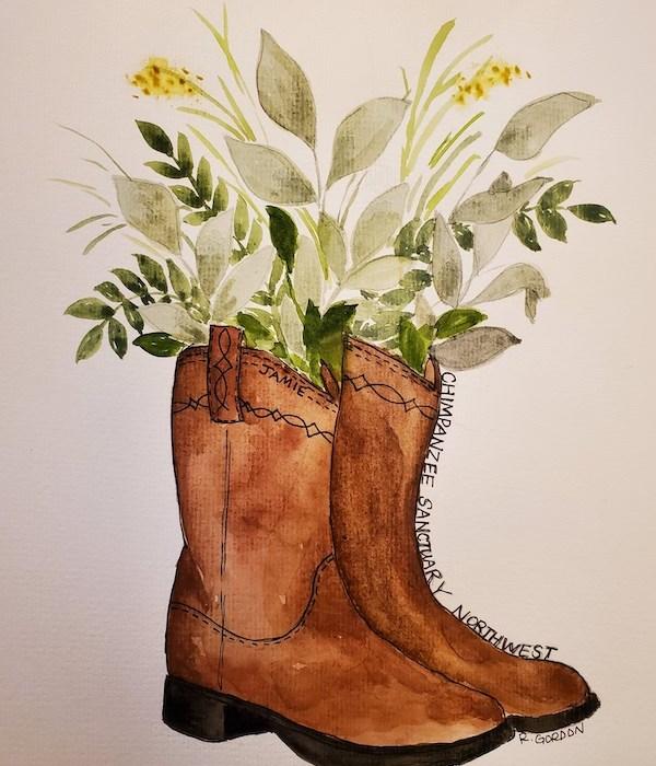 Jamie's Boots
