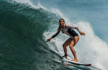 Surferkette Surfbrett Anhänger Damenkette