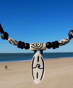 Surferkette Keitum Wellenreiter Halskette