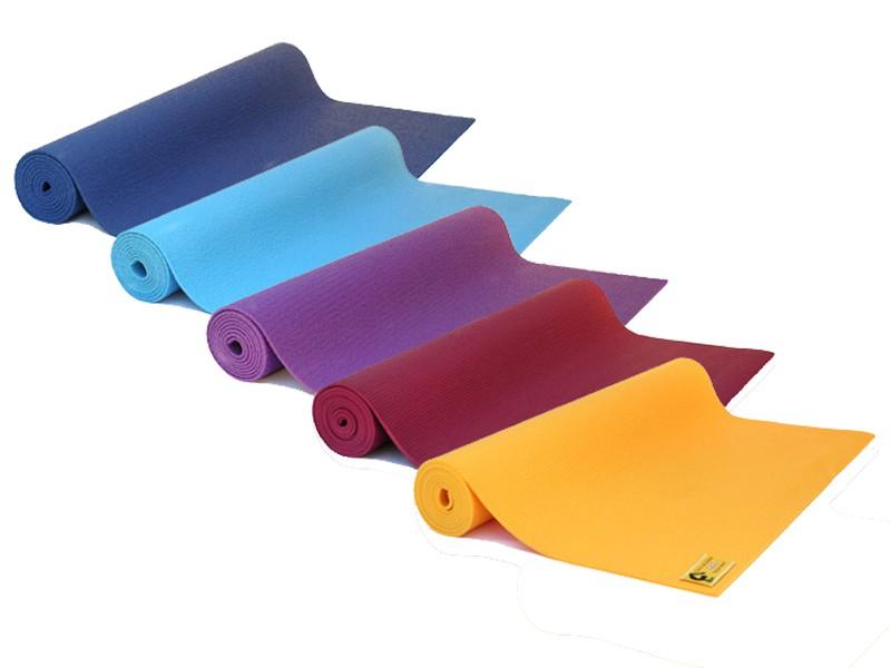 tapis de yoga extra mat 4 5mm lot de 6