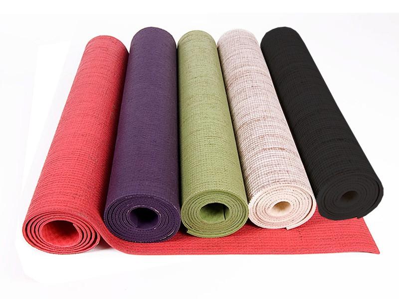 tapis eco latex 100 pure latex et chanvre 5 couleurs