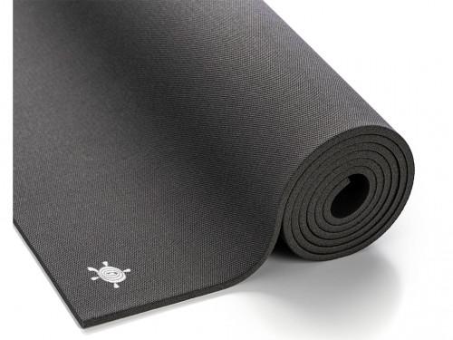 tapis de yoga extrem mat lite 185cm x 66cm x 4 2mm gris anthracite