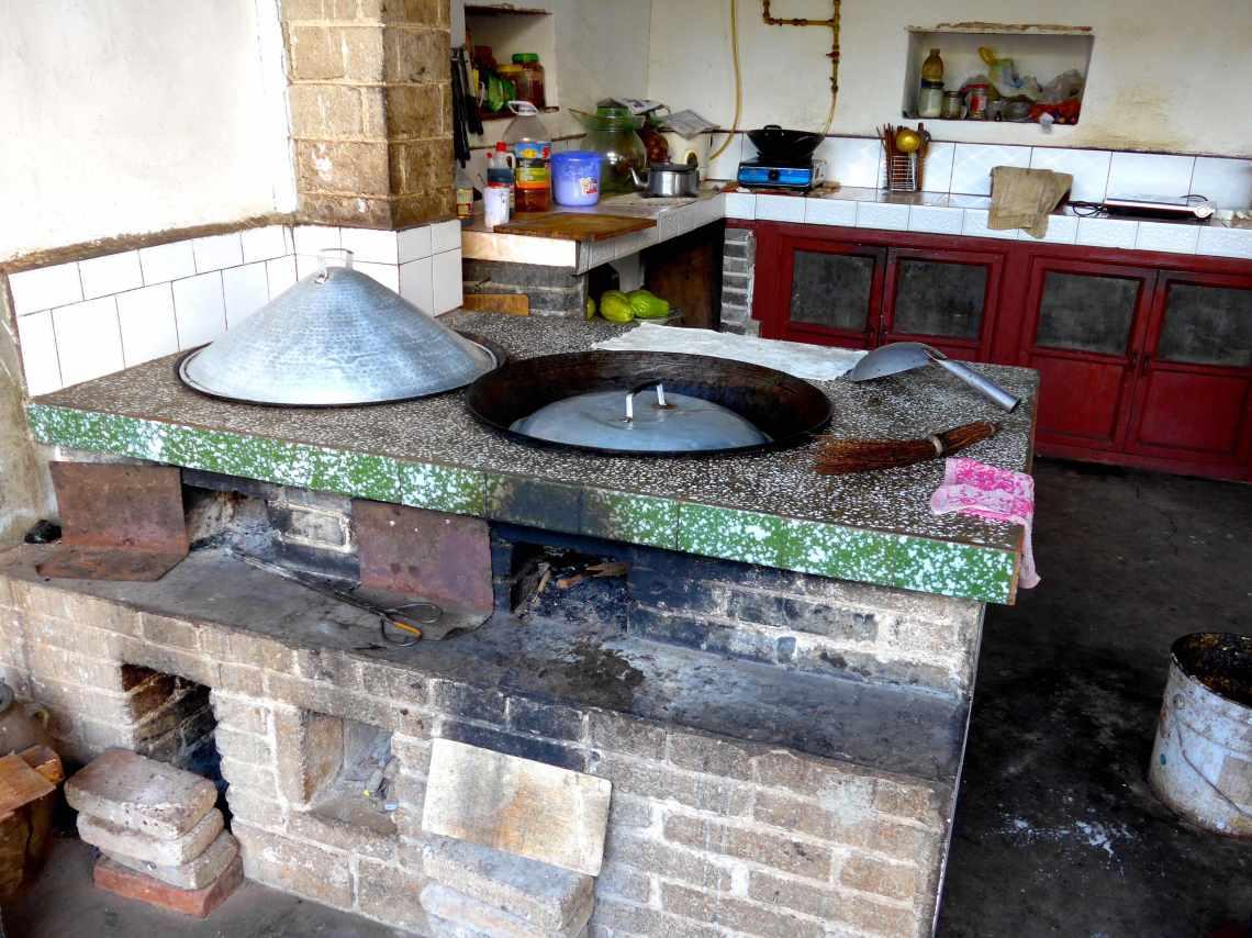Bauern-Küche