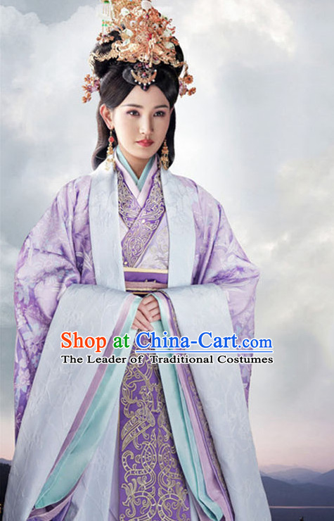 top chinese ancient empress