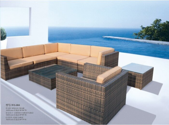 inexpensive patio outdoor seating and