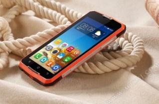 Представлен смартфон-внедорожник Green Orange Voga V1