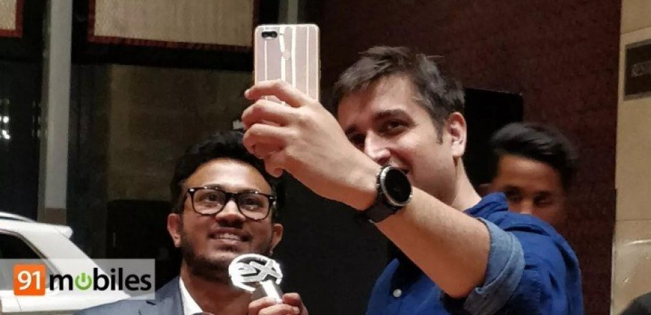 Смартфон Realme U1 показали на первом