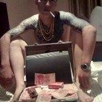 Chinese mafia member