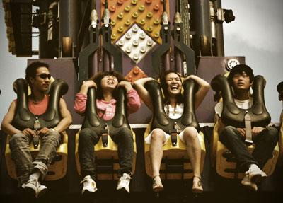 Luna Park in China