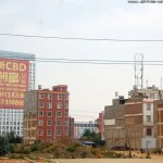 Chenggong, one of the largest new ghost town in Asia