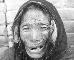 images of the 1942 Henan famine