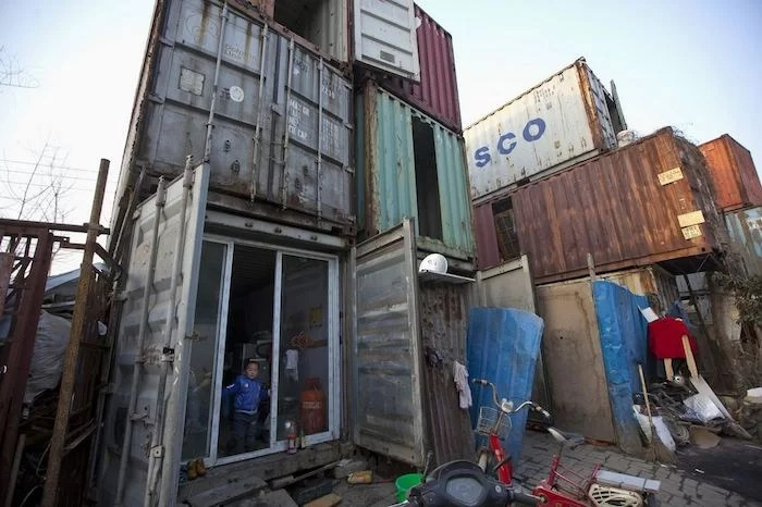 Home container city