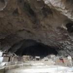 The village in a cave in Guizhou