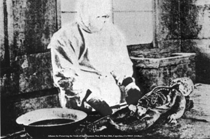 Unit 731 images