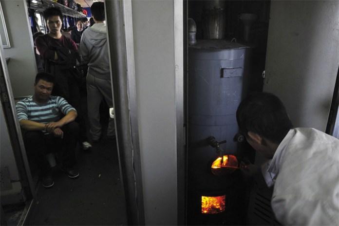 train trips in China