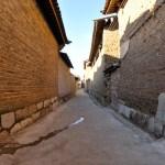 Heqing of the Bai people of Yunnan Dali - village