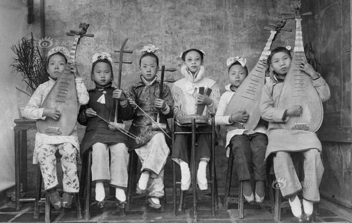 Chinese children prostitutes